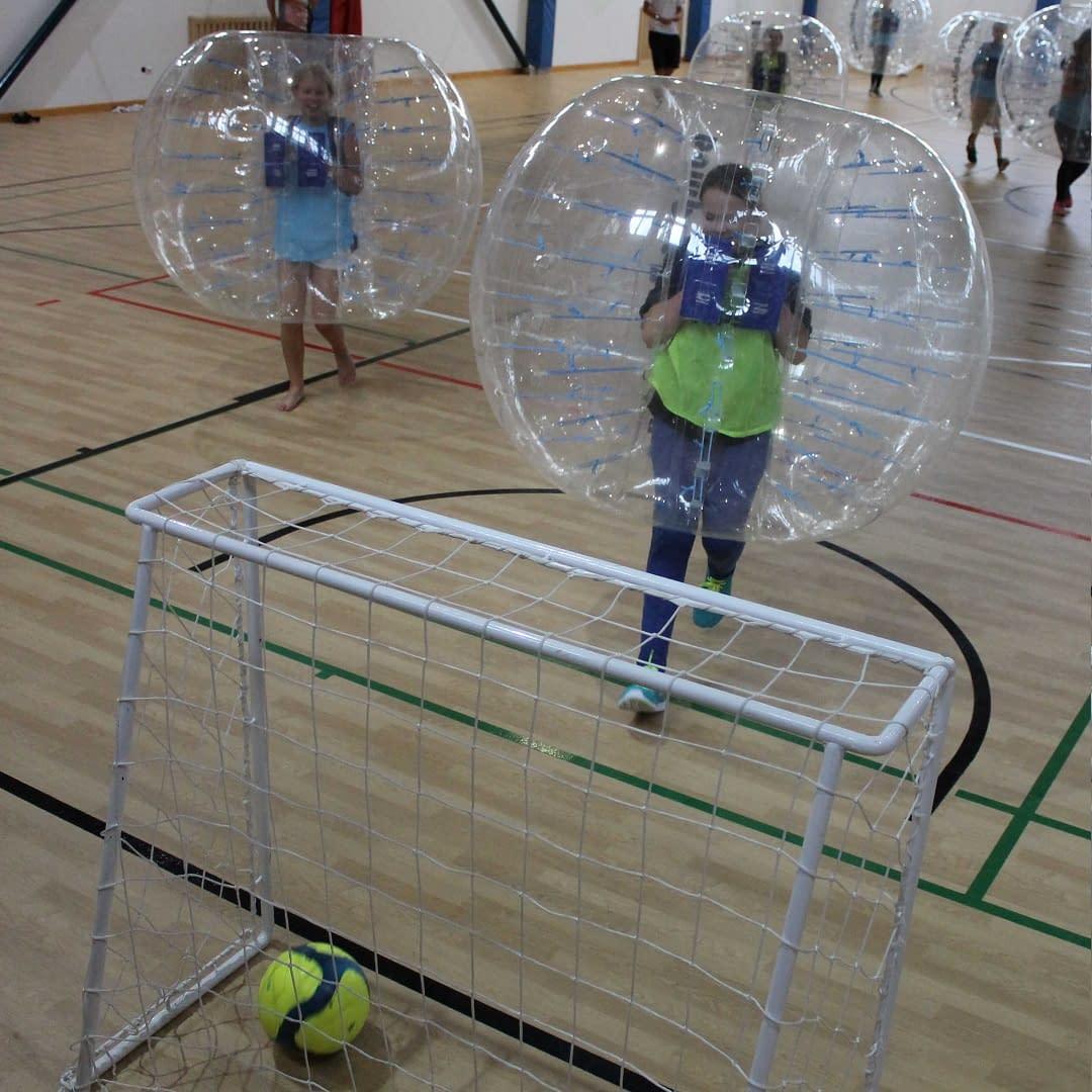 buborékfoci program ötlet