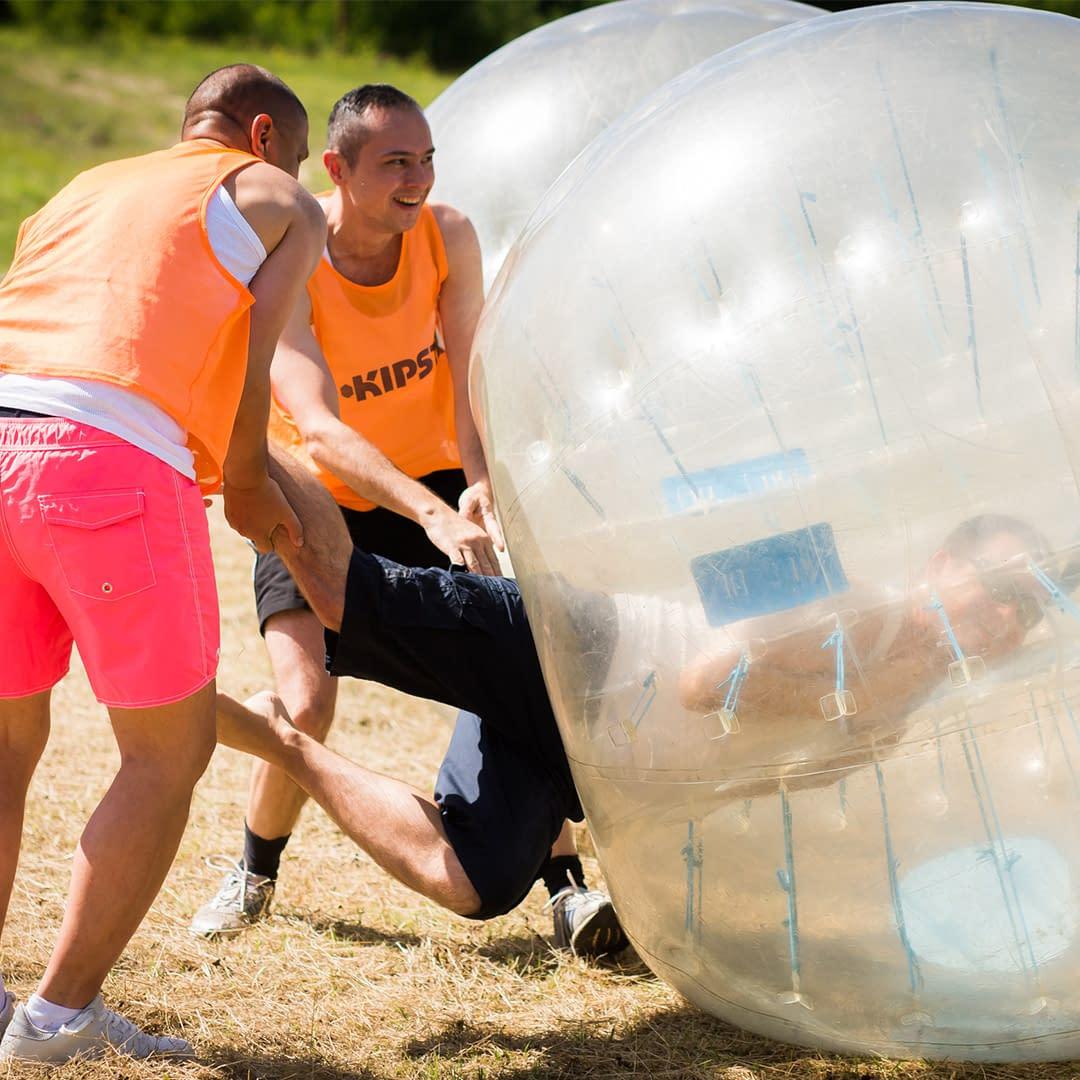 buborékfoci legénybúcsú program ötlet