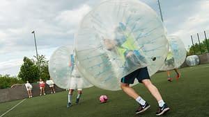 buborékfoci kitelepülés program legénybúcsú ötlet