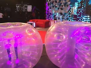 Buborékfoci a TV-ben, TV2